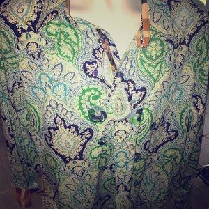 Robert Graham Men's 2XL Dress Shirt